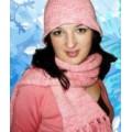 Женские шапки, стильный комплект