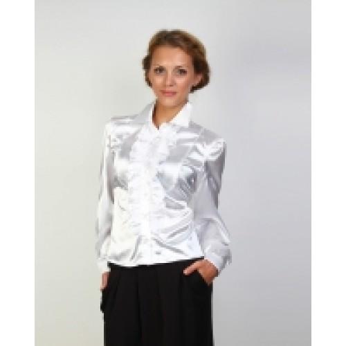 Женские Белые Блузки В Красноярске